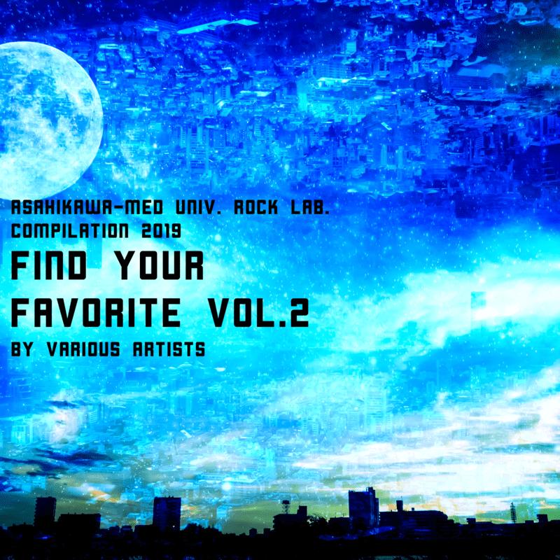 FIND YOUR FAVORITE Vol.2