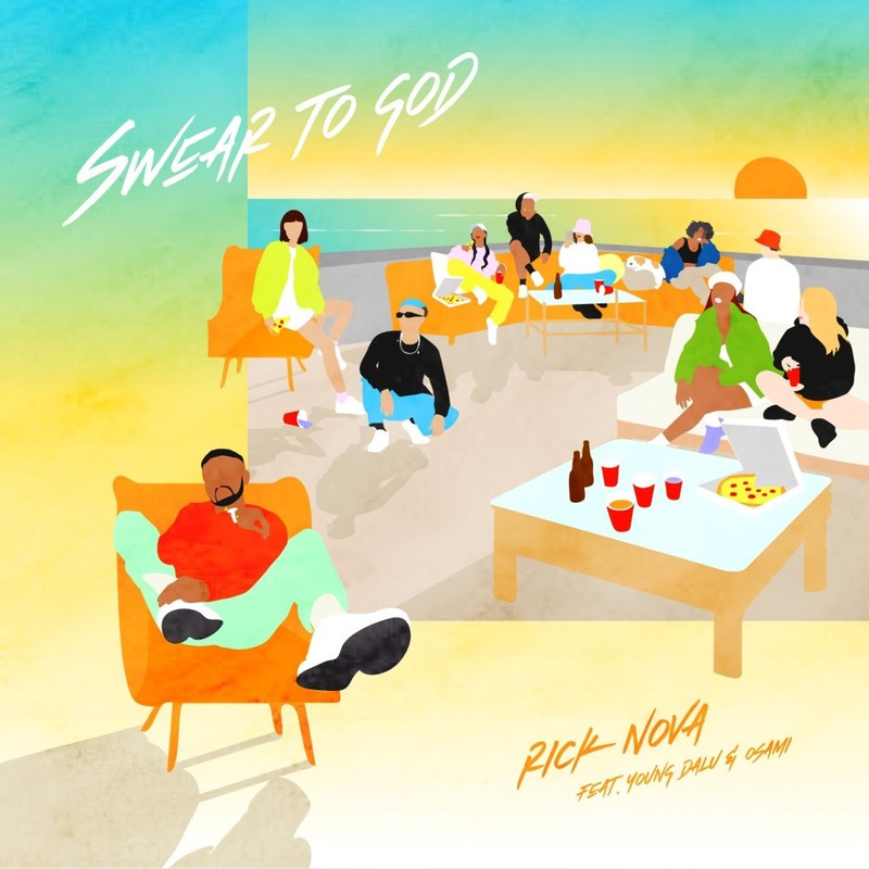 SWEAR TO GOD (feat. Young Dalu & OSAMI)