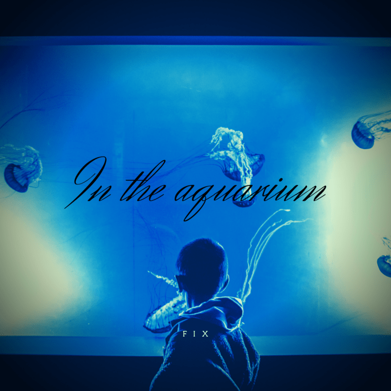 In the aquarium (feat. inatsuri)