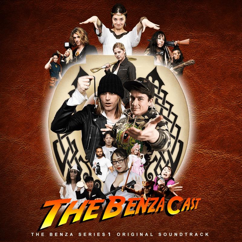 The Benza Series 1 -Original Soundtrack-