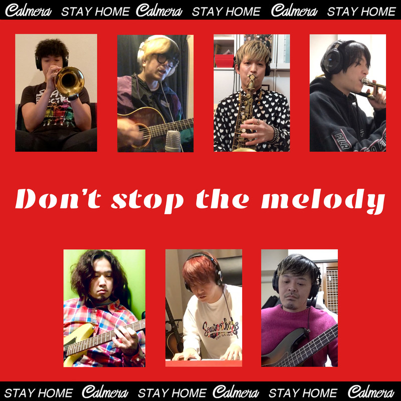 Don't stop the melody