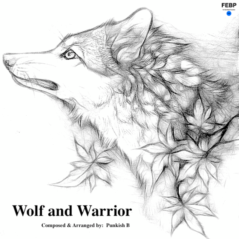 Wolf and Warrior