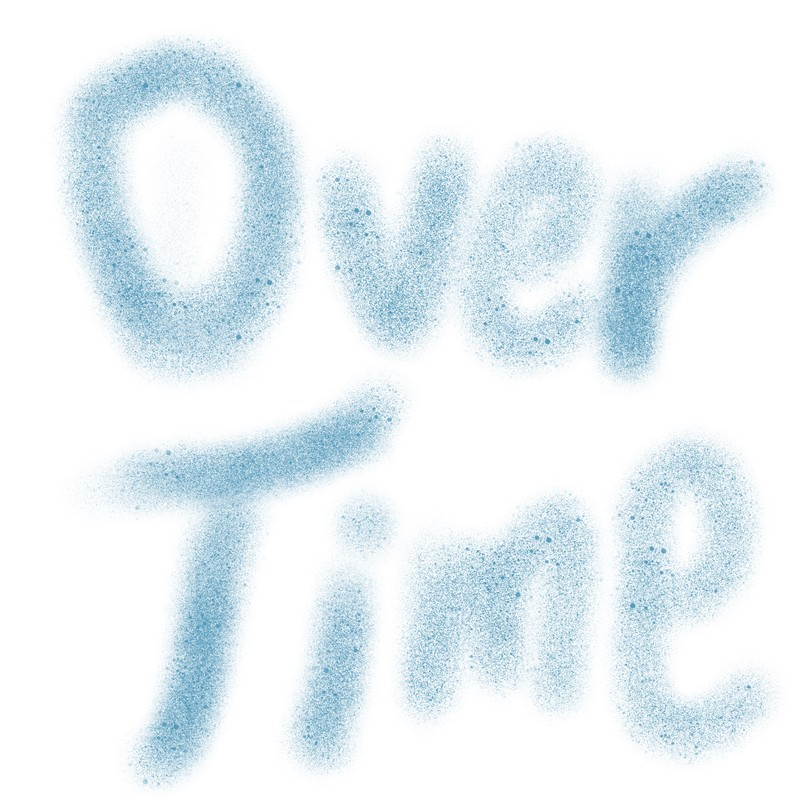 Over Time -YAGATE-