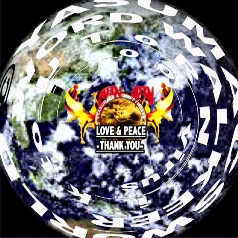 LOVE&PEACE -THANK YOU-