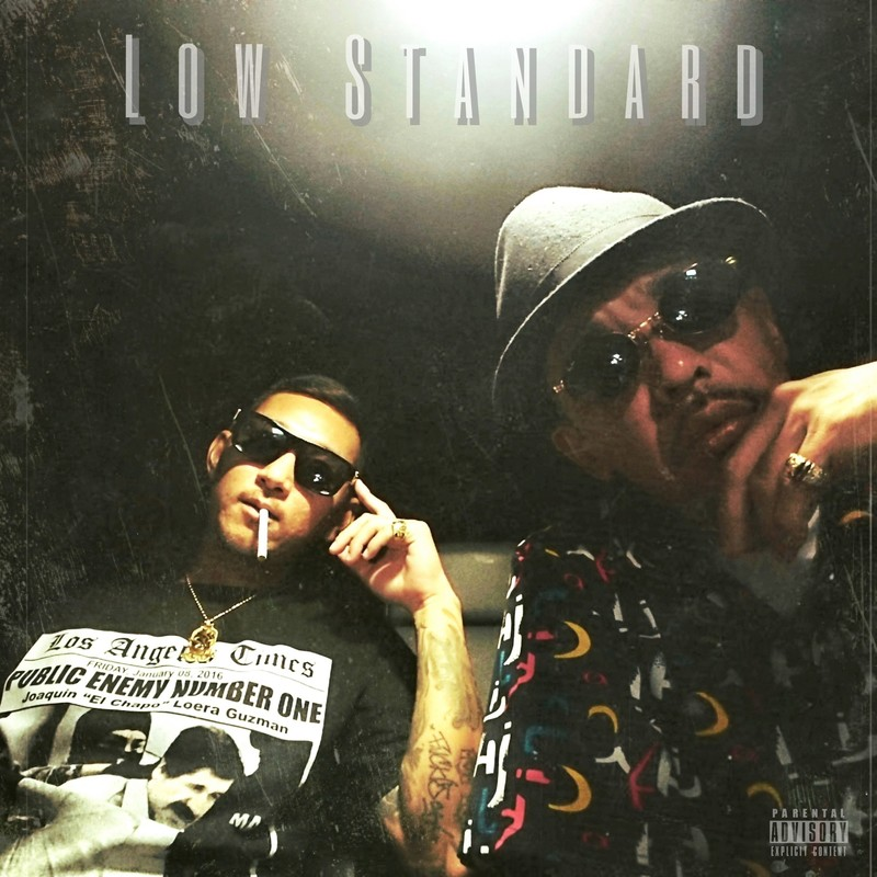 LOW STANDARD (feat. ROOZ)
