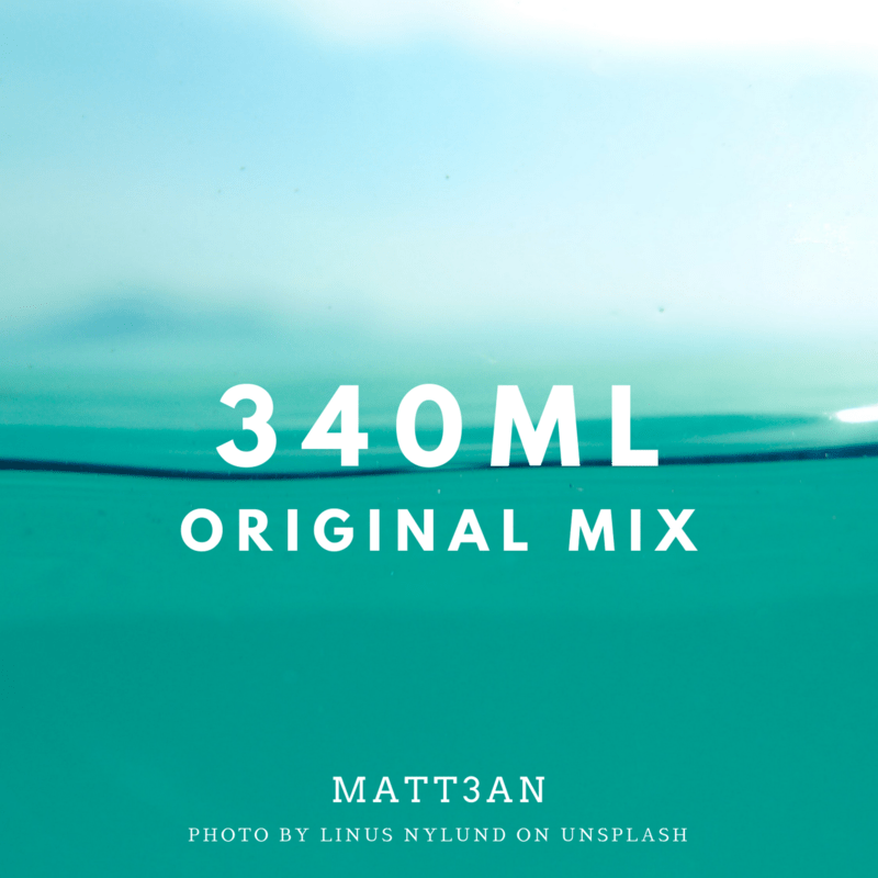 340ml (Original Mix)