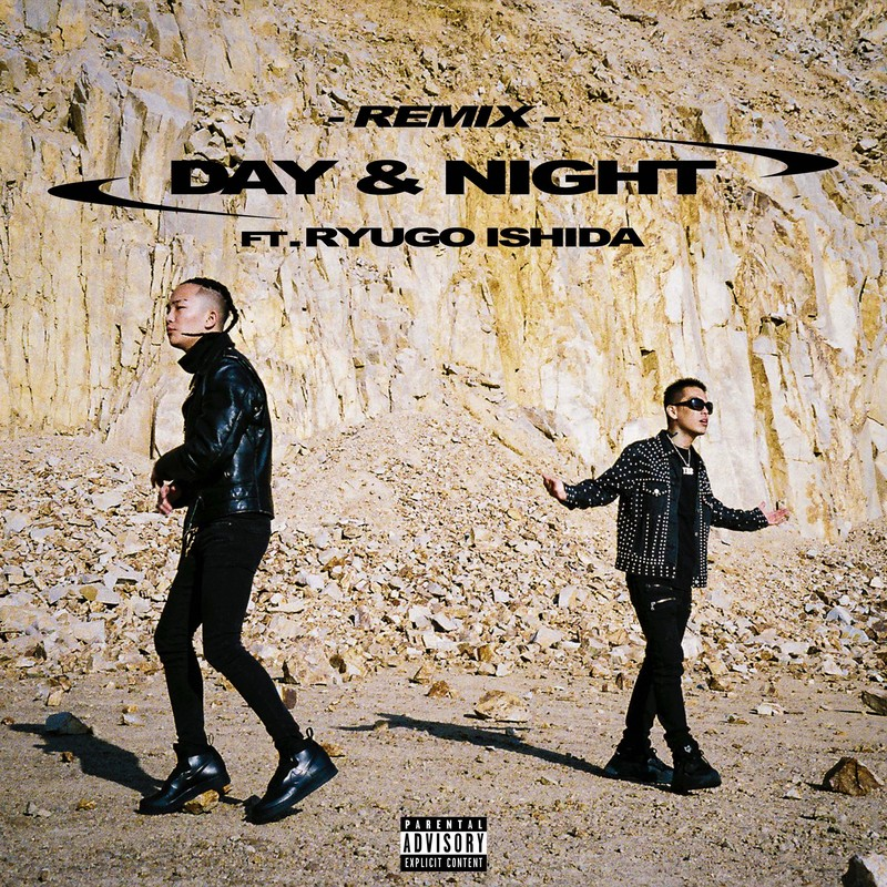 Day&Night (Remix) [feat. Ryugo Ishida]