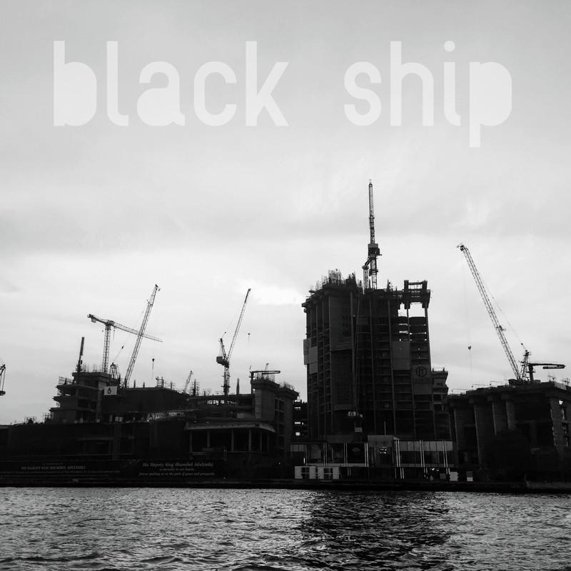 BLACK SHIP (feat. DJ OKU)