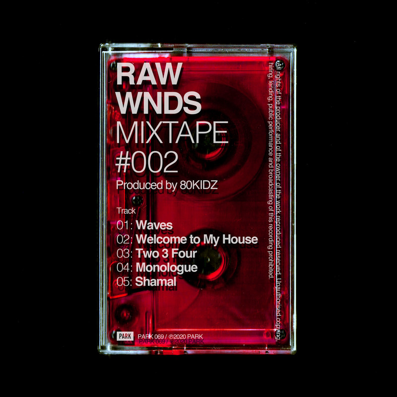 RAW WNDS MIXTAPE #002