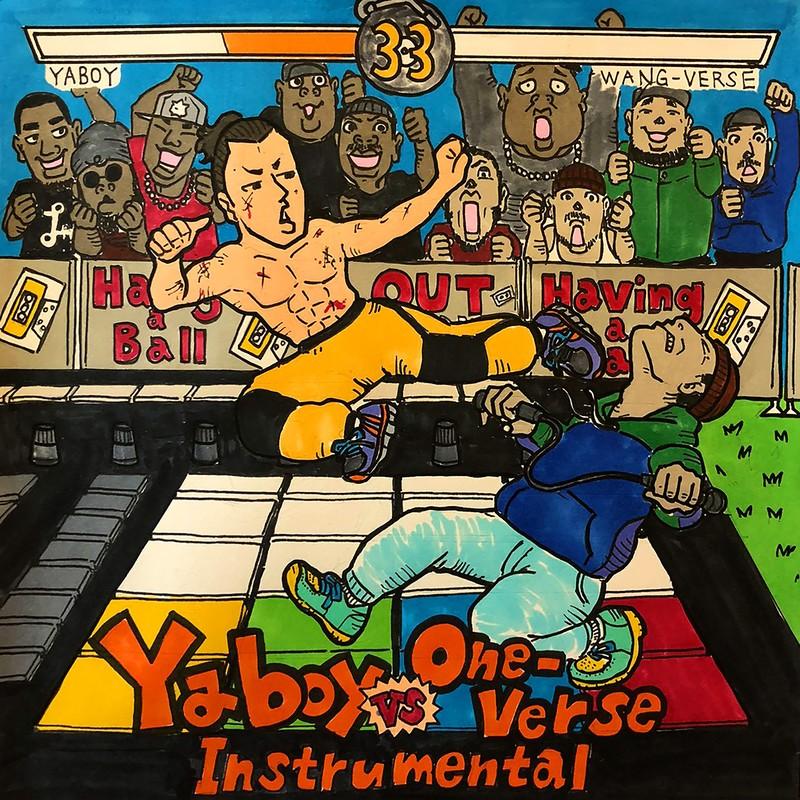 Yaboy Vs One-Verse Instrumental