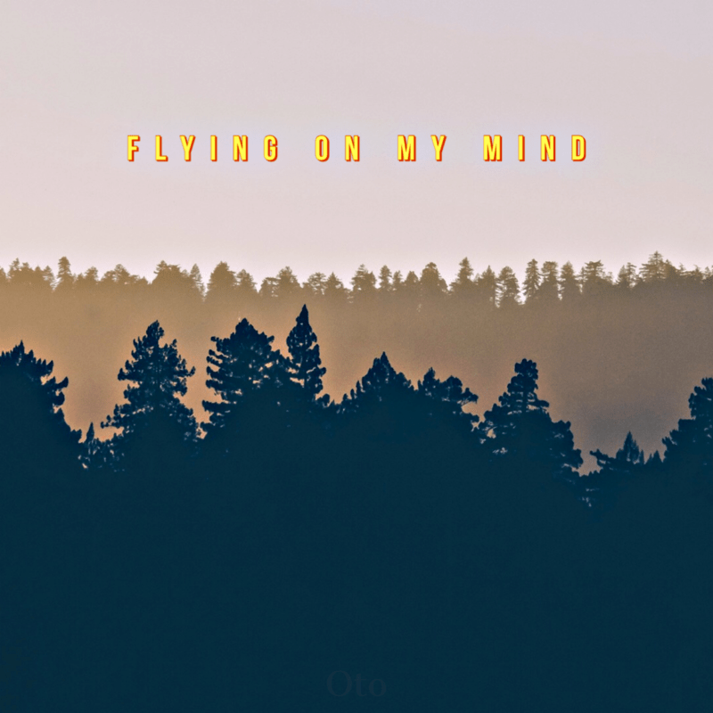 Flying on my mind
