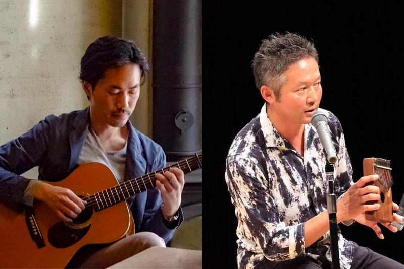Yoichi Odagiri & Manabu Kagoshima
