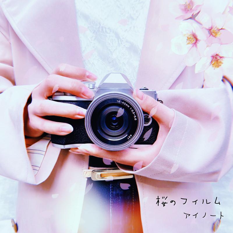 桜のフィルム
