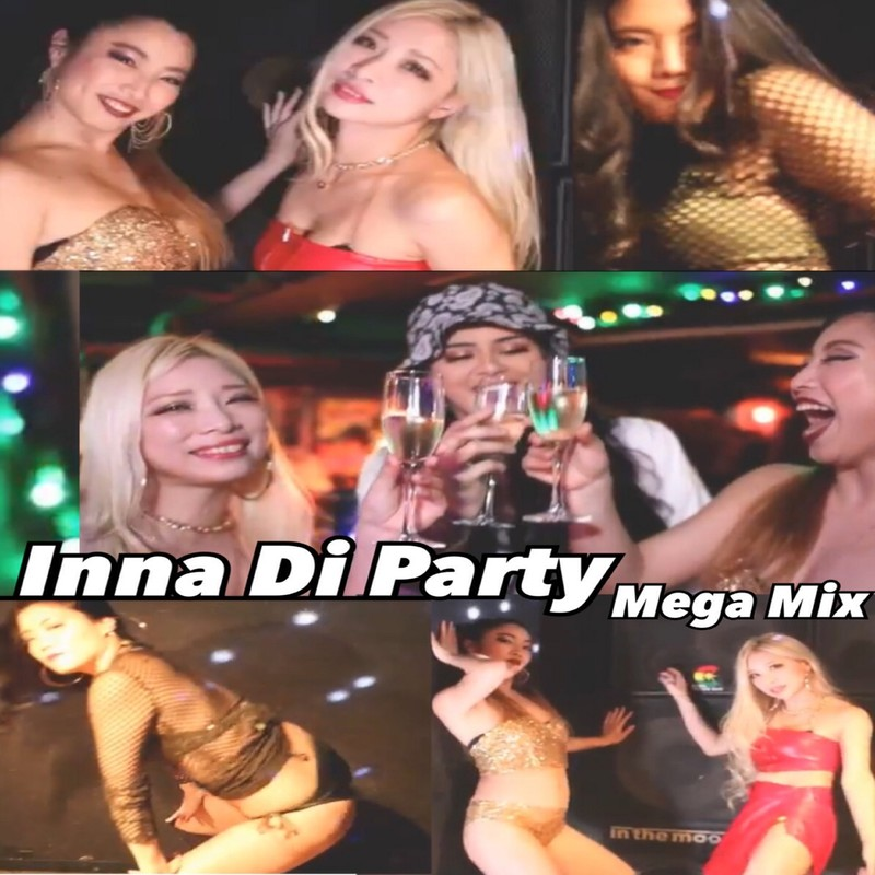 Inna Di Party Mega Mix (feat. SUZY ONE, KAY, マグロマン, 三休, CUT BURN, TAMA ANT, ミニサヤヒメ, MINAMI & AYAKO姫)