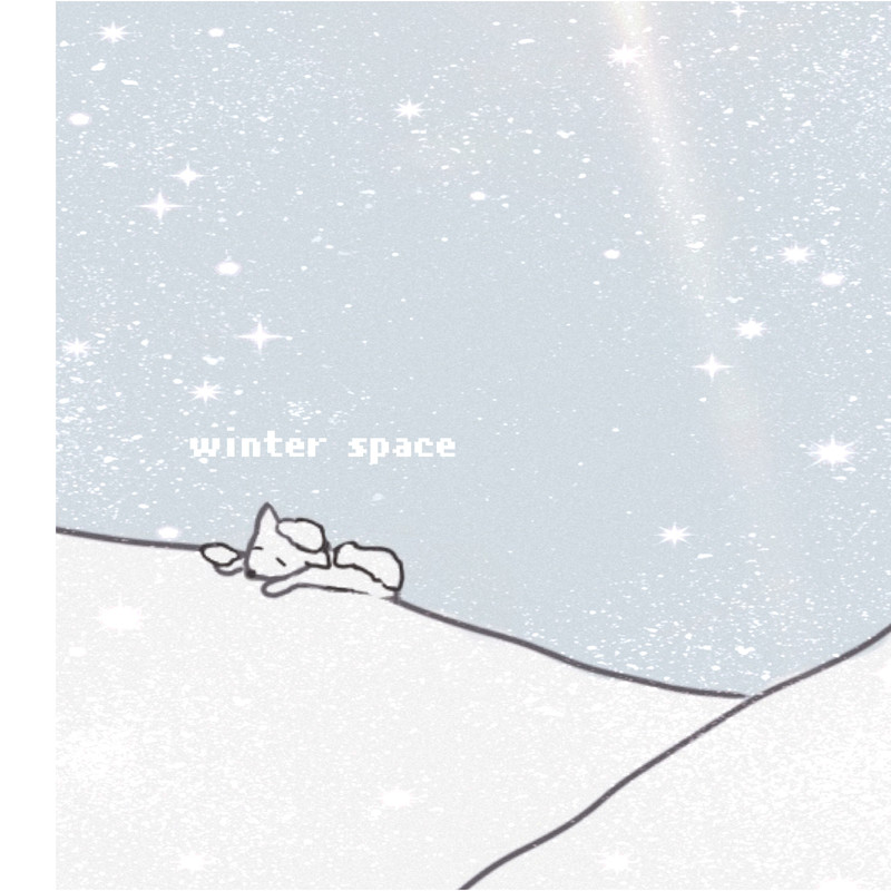 winter space
