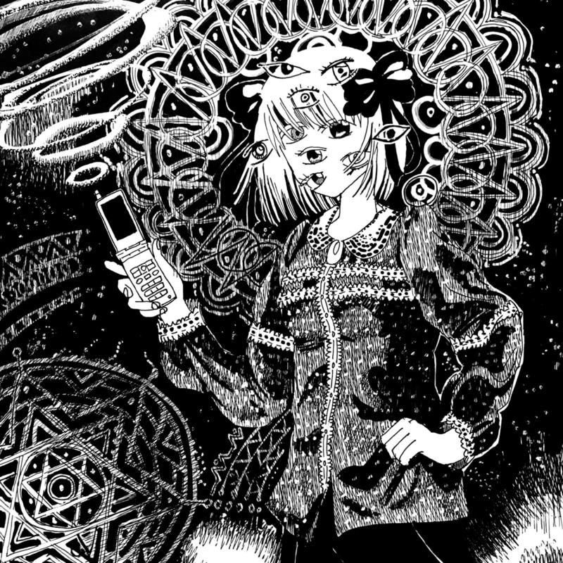 宇宙尼僧 / 雪山の母
