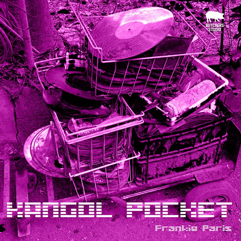 KANGOL POCKET (A-1 RUB A DUB RIDDIM)