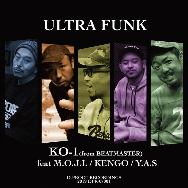 ULTRA FUNK (feat. M.O.J.I., KENGO & Y.A.S)