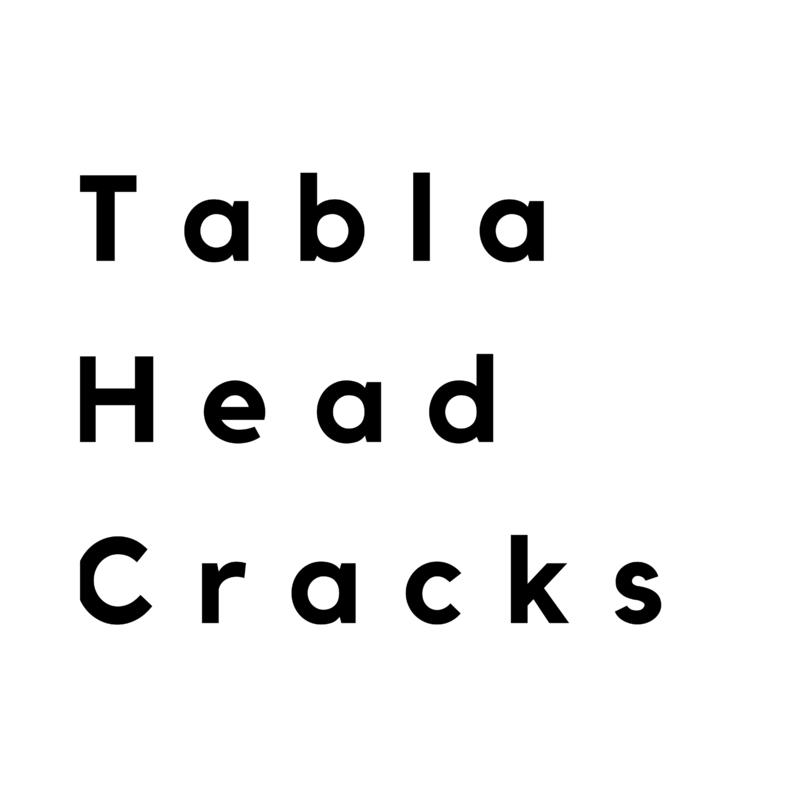Tabla Head Cracks