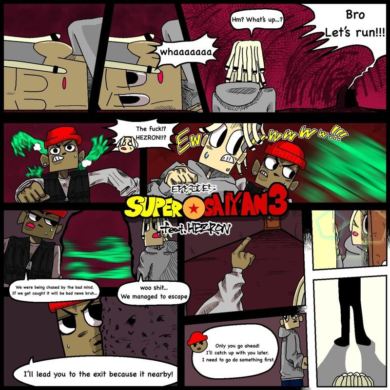 SUPER SAIYAN 3 (feat. HEZRON)