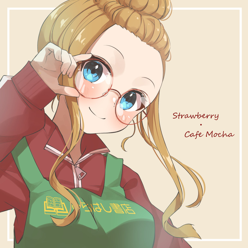 Strawberry ・ Cafe Mocha