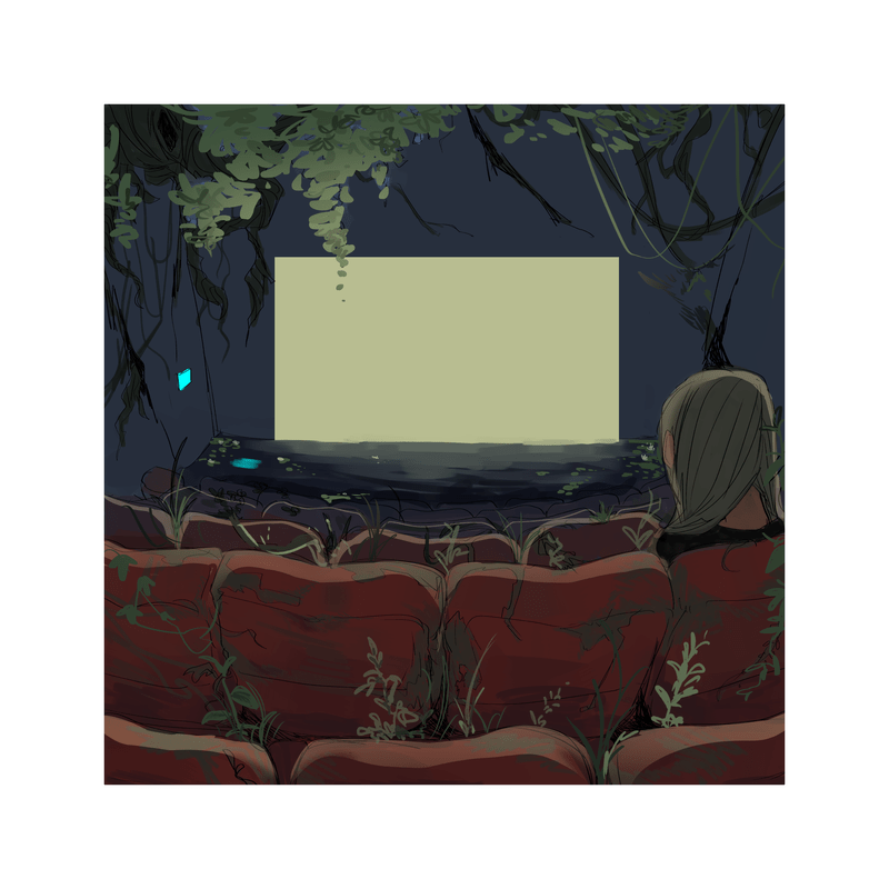 cinema blue