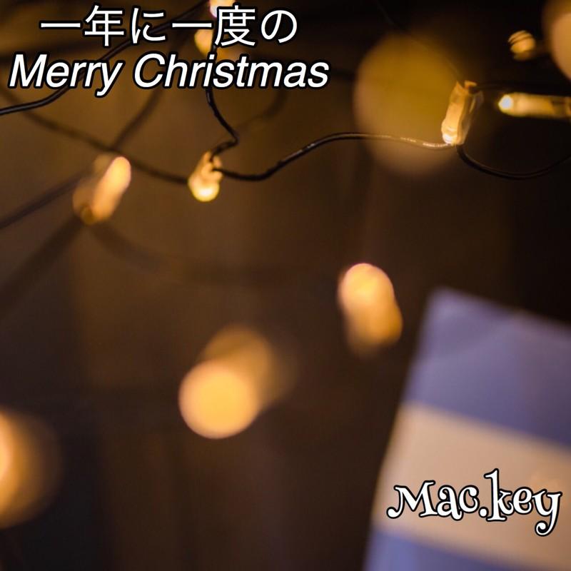 一年に一度のMerry Christmas