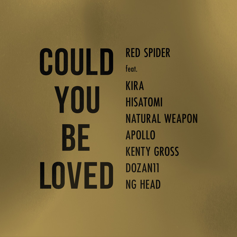 COULD YOU BE LOVED (feat. KIRA, HISATOMI, NATURAL WEAPON, APOLLO, KENTY GROSS, DOZAN11 & NG HEAD)