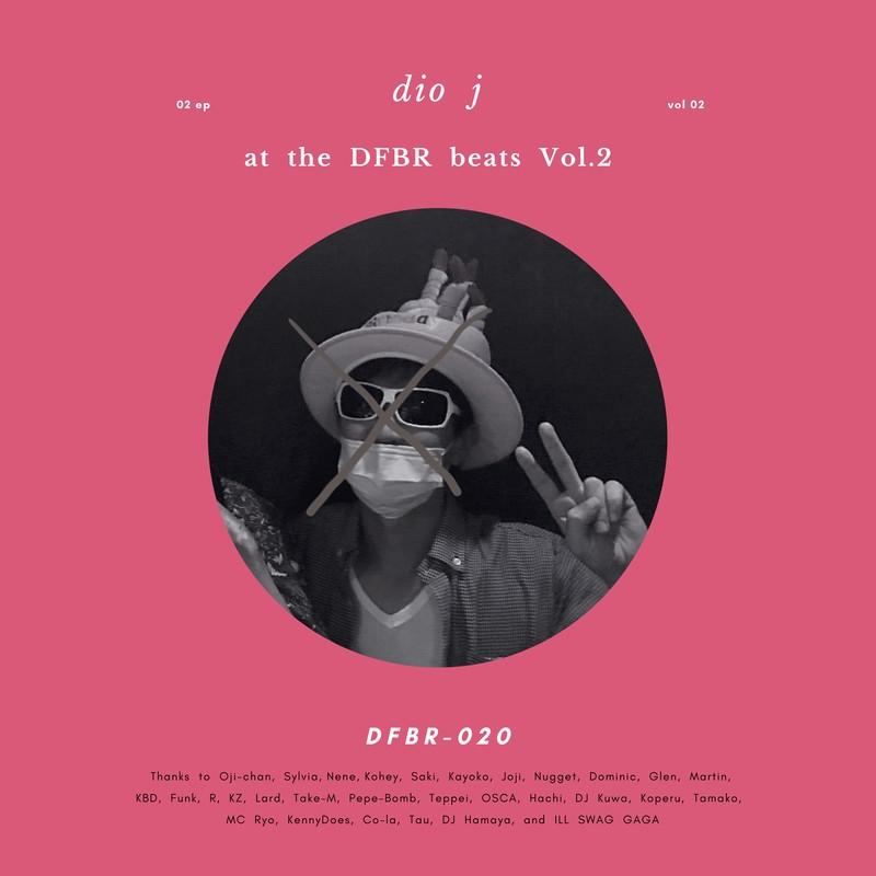 dio j at the DFBR beats Vol.2