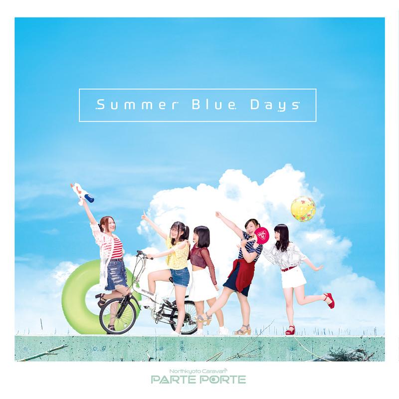 Summer Blue Days