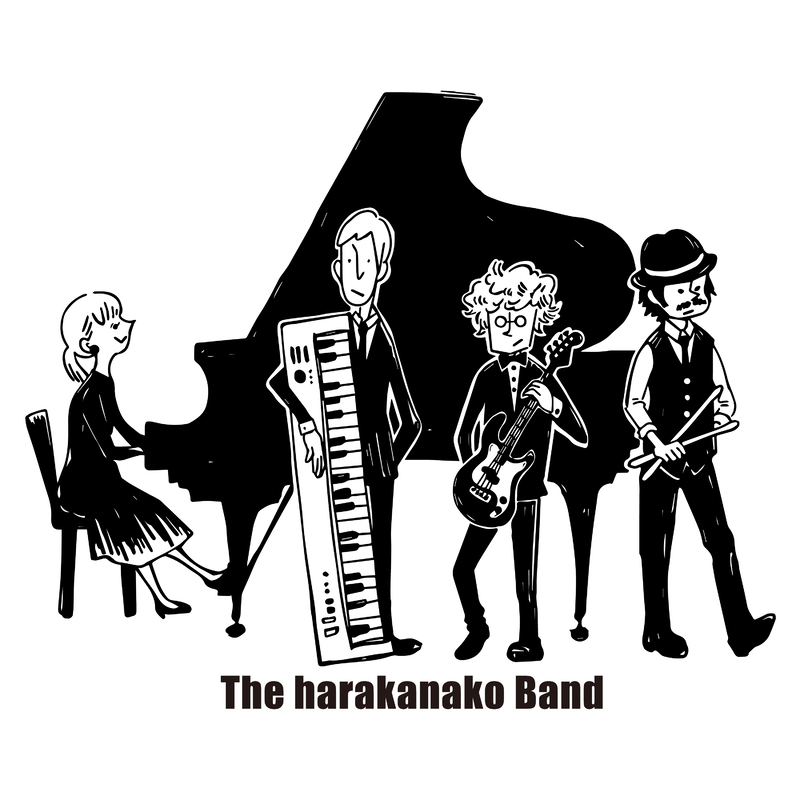 The harakanako Band