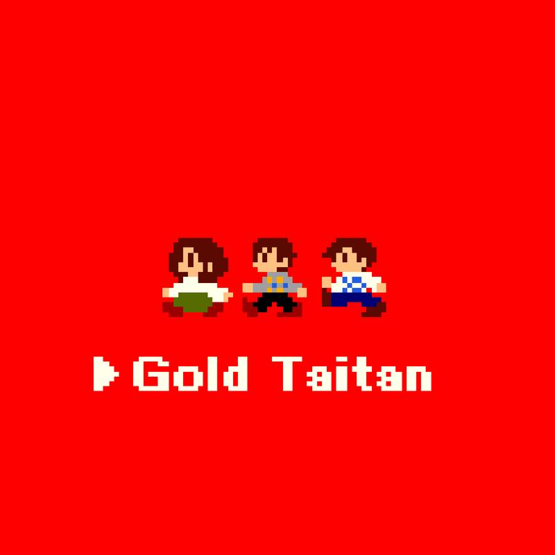 gold taitan