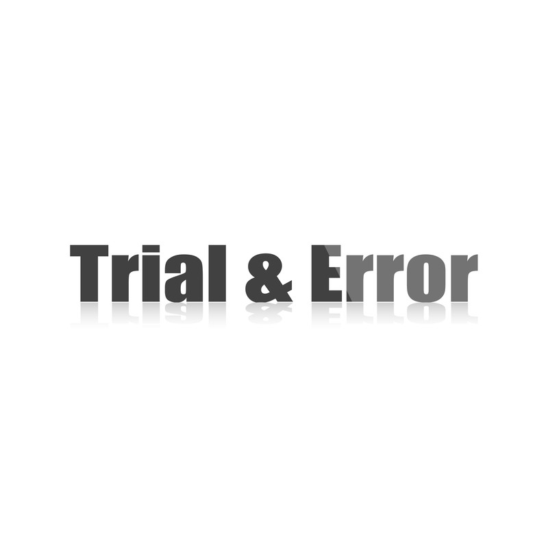 Trial & Error / 阪神 総一 歌素材集 vol.1