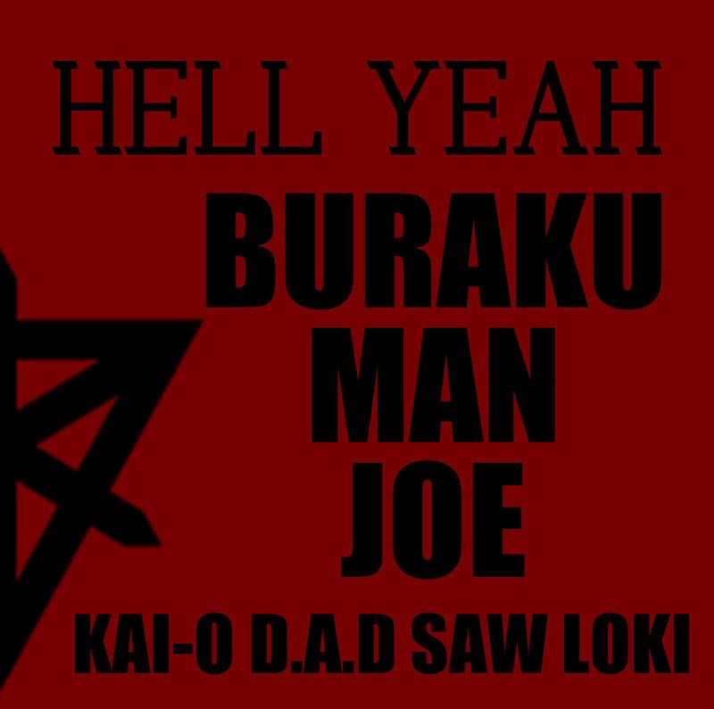BURAKU MAN JOE
