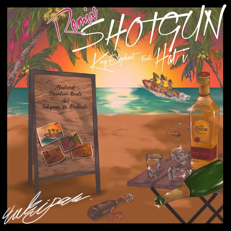 SHOTGUN (Remix) [feat. HATI]