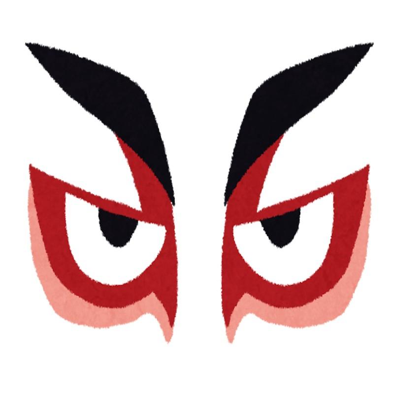 歌舞伎の舞い