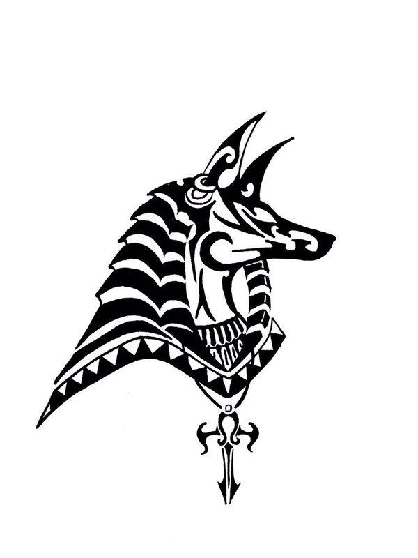 Anubis Eats Heartbeat