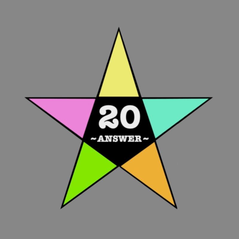 20 ~ANSWER~