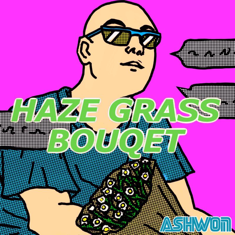 HAZE GRASS BOUQUET