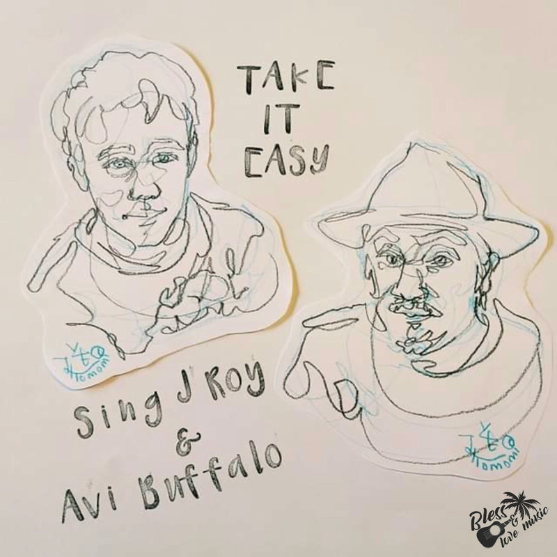 TAKE IT EASY (feat. Avi Buffalo)