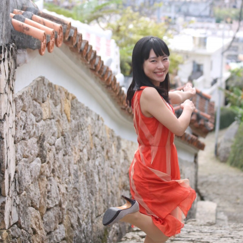 Yakkee SHIni ALIEN in OKINAWAN