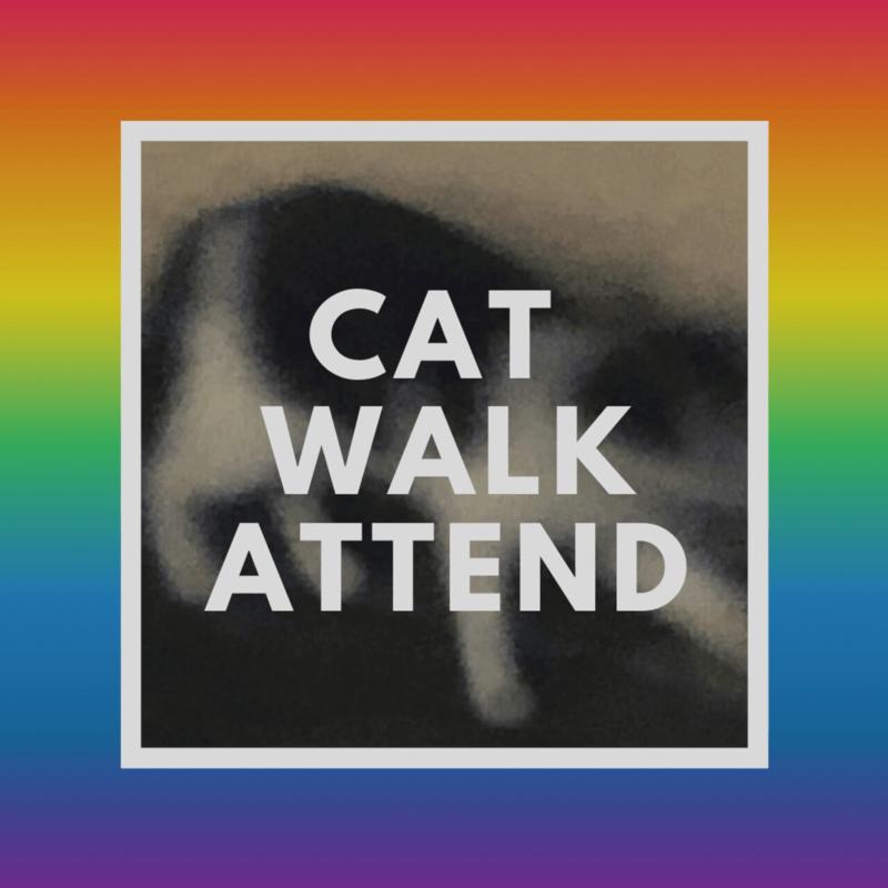 cat walk attend