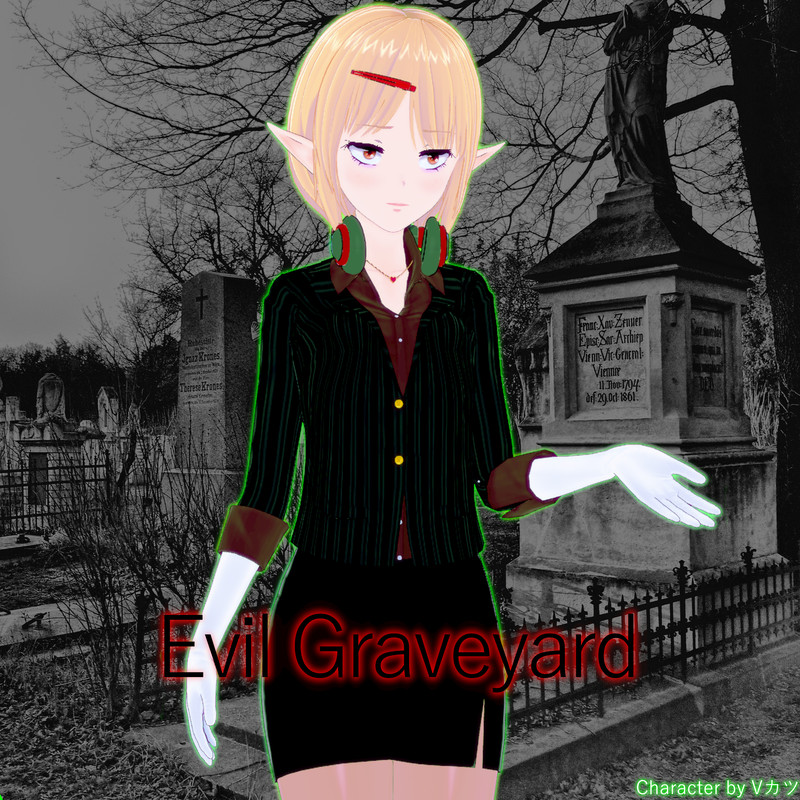 Evil Graveyard