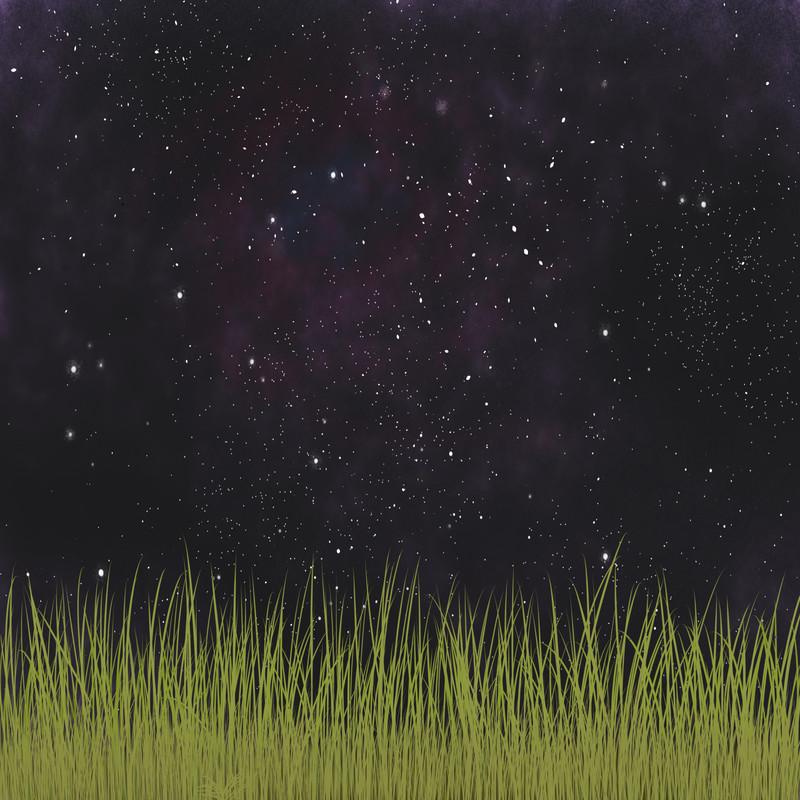 明けない夜と星屑と