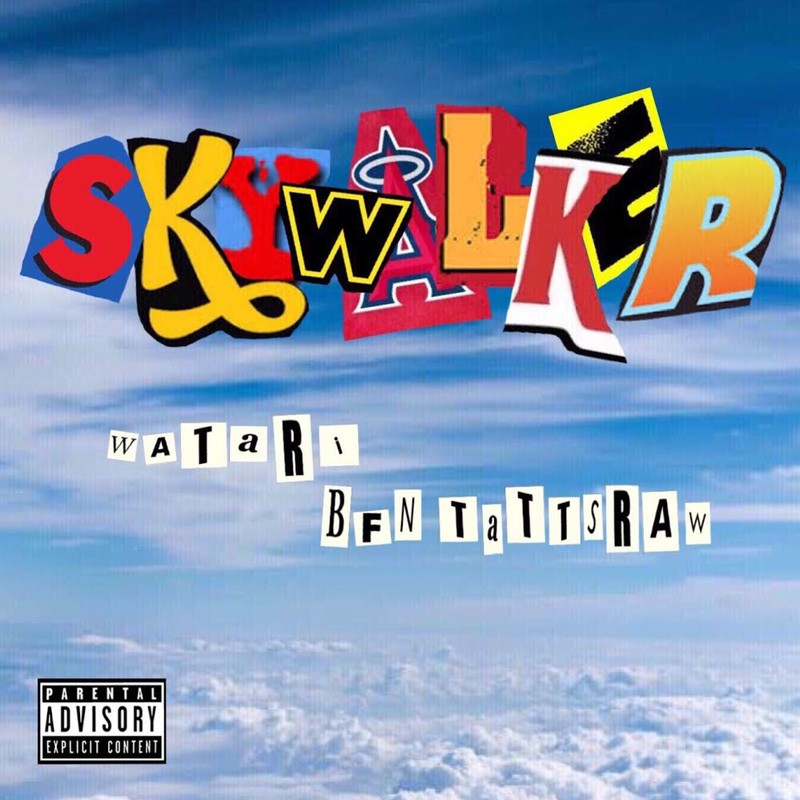 SKY WALKER (feat. BFN TATTSRAW)