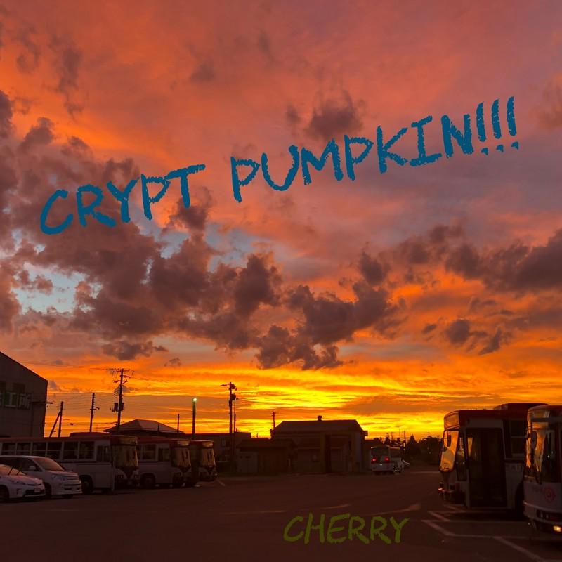 CRYPT PUMPKIN!!!