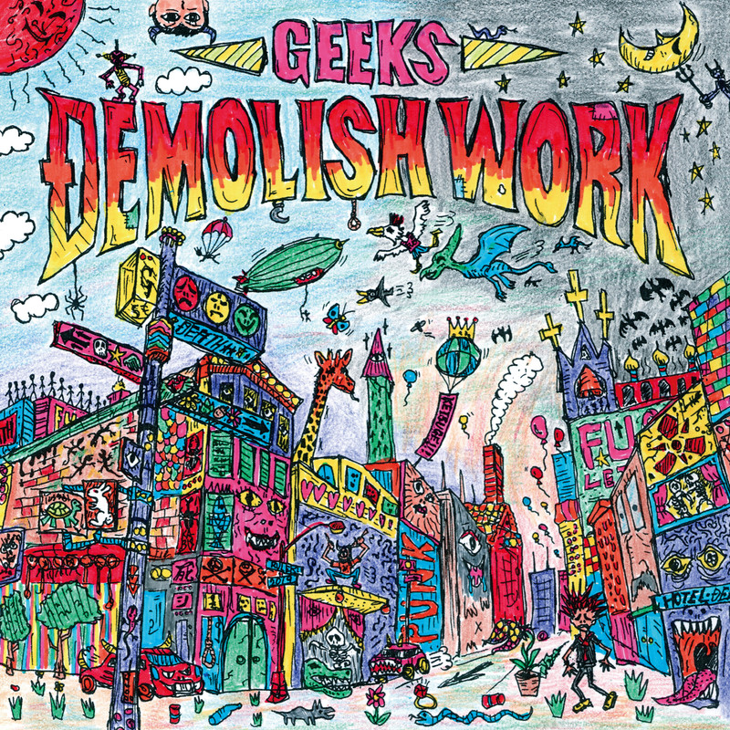 DEMOLISH WORK