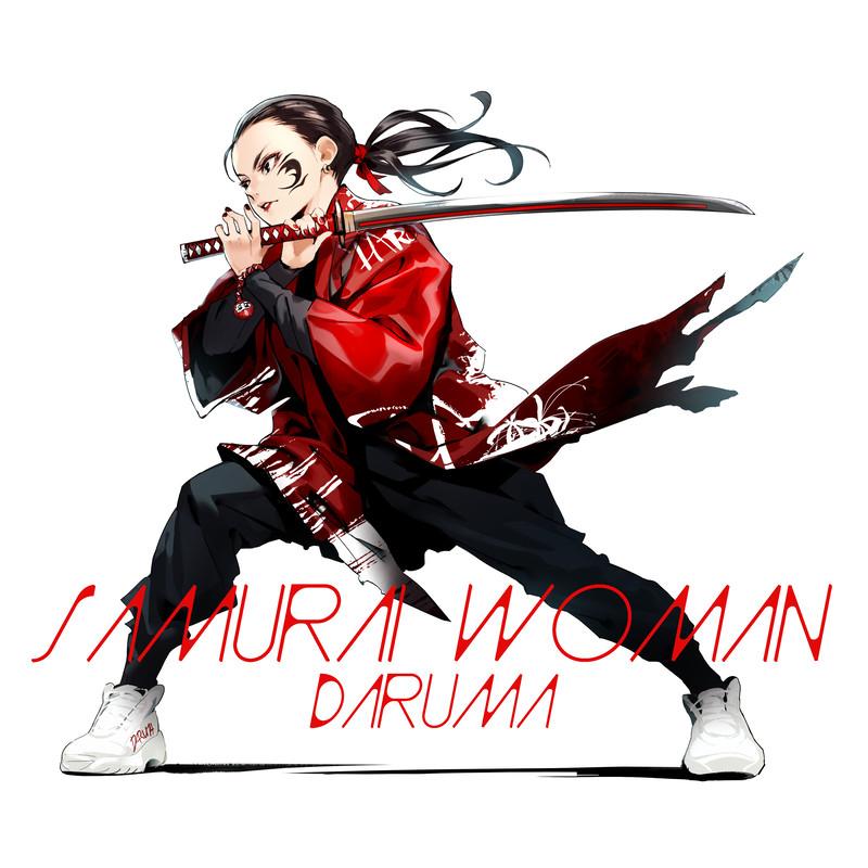 Samurai × Woman