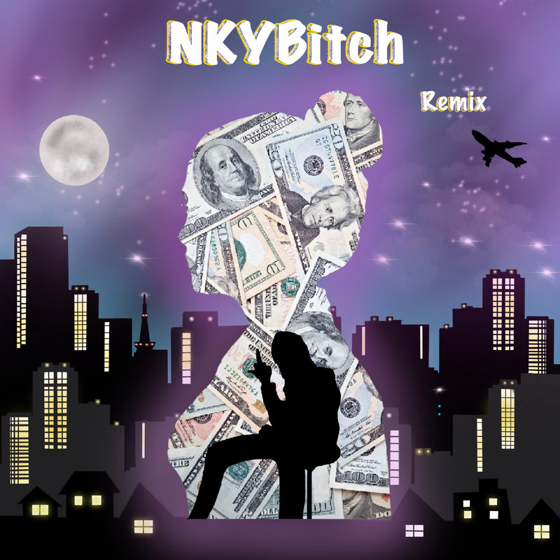 NKYBITCH (Remix) [feat. Ganeesha]
