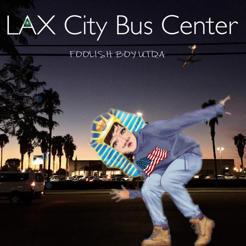 LAX City Bus Center